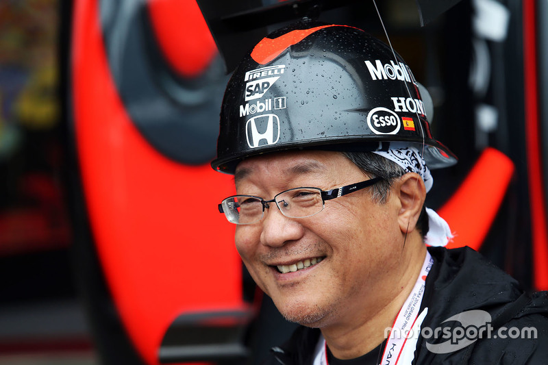 Fans von McLaren-Honda