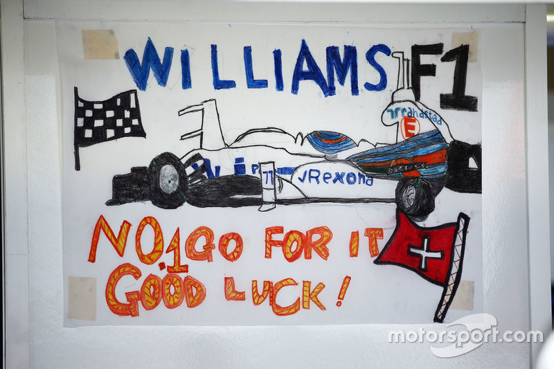 Banner for Williams