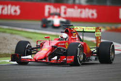 Себастьян Феттель, Ferrari SF15-T
