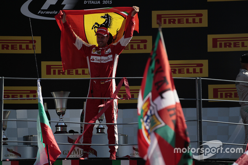 Third place Felipe Massa, Williams FW37
