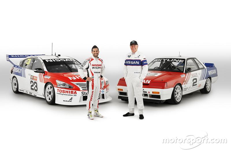 Майкл Карузо та Джим Річардс, Nissan Motorsports