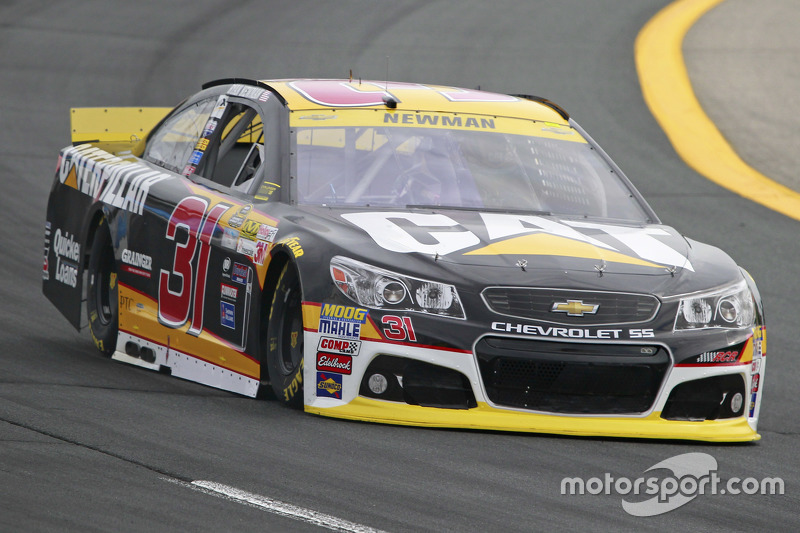 Platz 6: Ryan Newman (Childress-Chevrolet), 88 Rennen