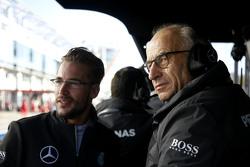Maximilian Götz, Mücke Motorsport Mercedes-AMG C63 DTM avec Peter Mücke