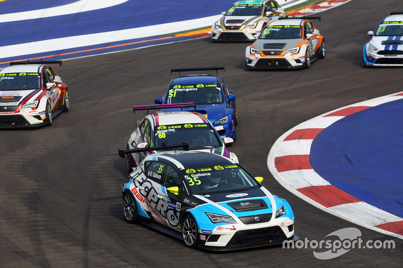 Rafael Galiana, SEAT Leon, Target Competition