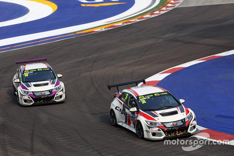 Kenneth Lau, SEAT Leon, Prince Racing Hong Kong