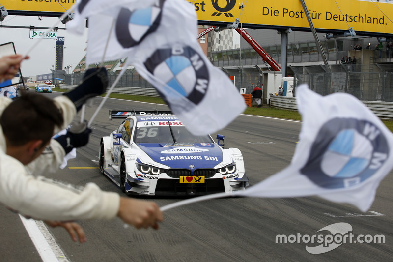Максім Мартін, BMW Team RMG BMW M4 DTM перемагає