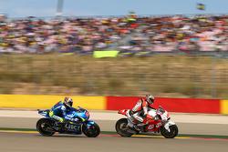 Jack Miller, Team LCR Honda et Maverick Viñales, Team Suzuki MotoGP