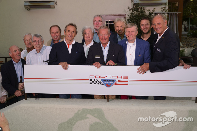 Porsche racing legends