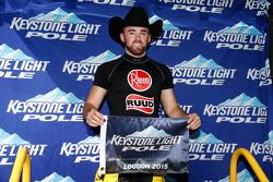 Ganador de la pole Austin Dillon
