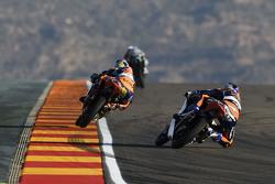Brad Binder, Red Bull KTM Ajo e Karel Hanika, Red Bull KTM Ajo