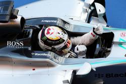 Победитель гонки - Льюис Хэмилтон, Mercedes AMG F1 Team