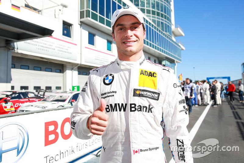 Bruno Spengler, BMW Team MTEK BMW M4 DTM