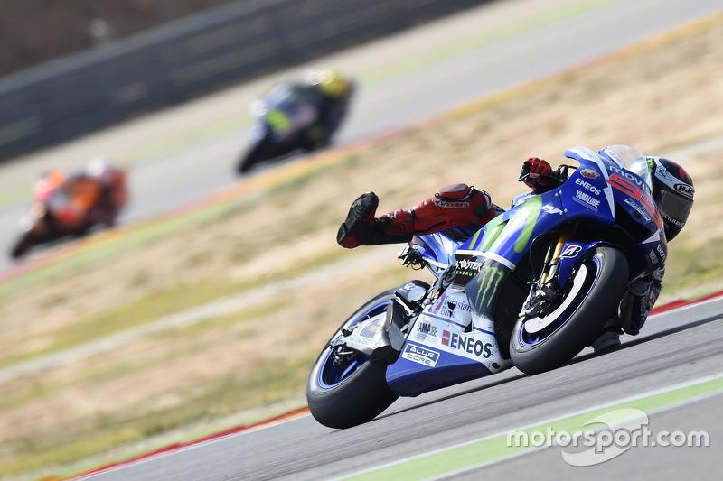 2015 : Jorge Lorenzo (Yamaha Factory Racing)