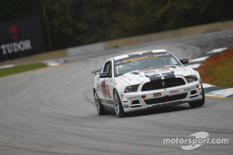 #78 Racers Edge Motorsports Ford Mustang 302R: Bob Michaelian, Nick Galante
