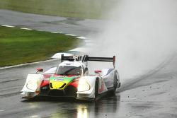 迈克尔·香克车队60号李吉尔JS P2 Honda: John Pew, Oswaldo Negri, Matt McMurry