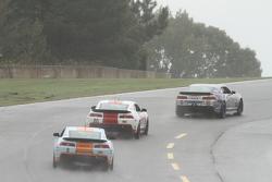 #8 Mantella Autosport Chevrolet Comaro Z/28.R: Anthony Mantella, Mark Wilkins, #80 Mantella Autospor