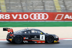 #2 Belgian Audi Club Team WRT Audi R8 LMS ultra: Enzo Ide, Christopher Mies
