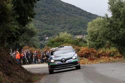 Андреа Круньола и Микеле Феррара, Renault Clio R3