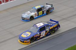 Чейз Елліот, JR Motorsports Chevrolet та Stanton Barrett, Ford