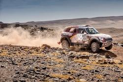 ناصر العطية، رالي المغرب الصحراوي