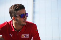 Antonio Fuoco, Carlin