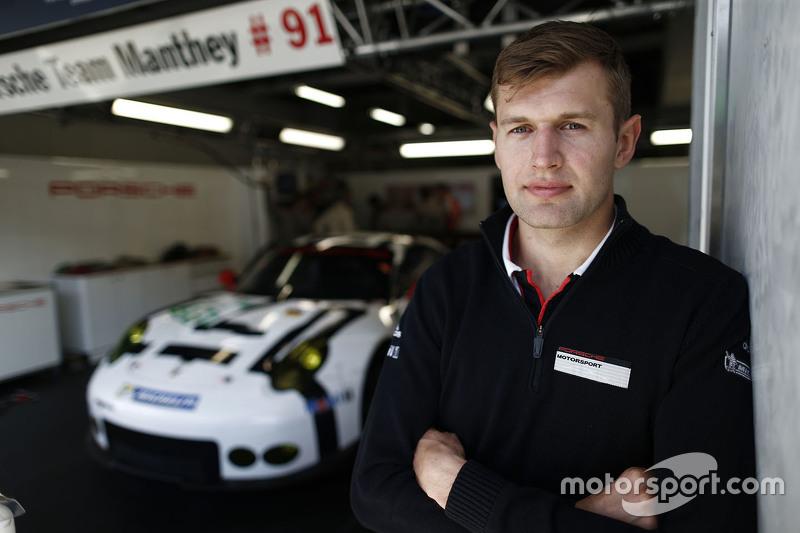 Майкл Крістенсен, Porsche Team Manthey