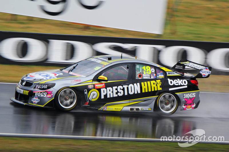 Lee Holdsworth and Sébastien Bourdais, Walkinshaw Performance Holden