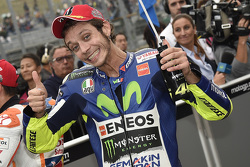 Qualifications : le deuxième, Valentino Rossi, Yamaha Factory Racing