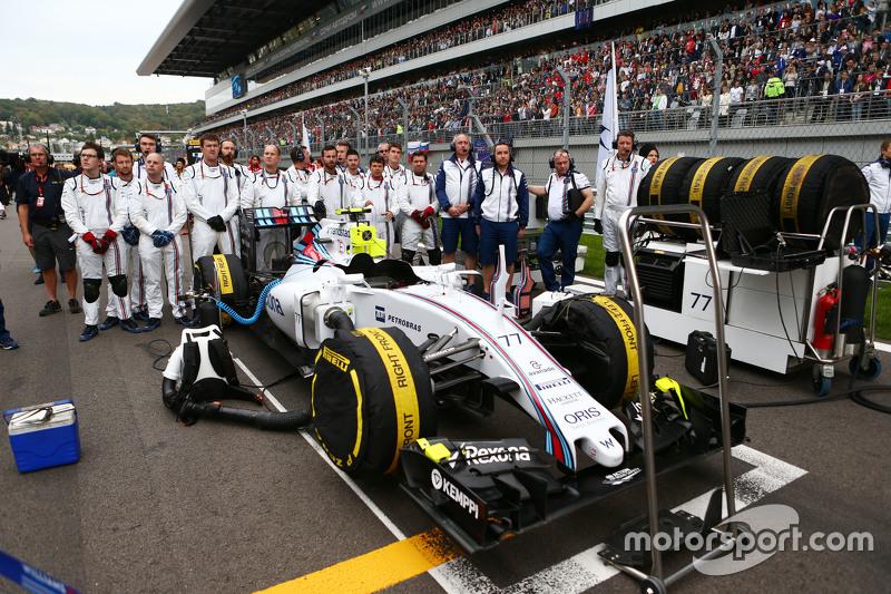 Williams on the grid