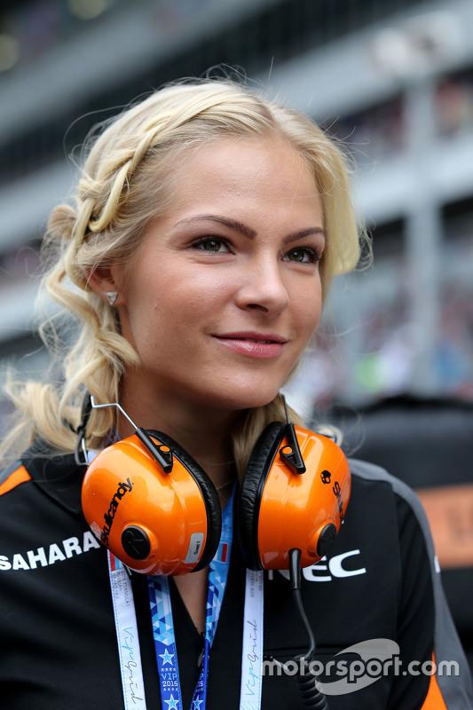 Darya Klishina, russische Weitspringerin