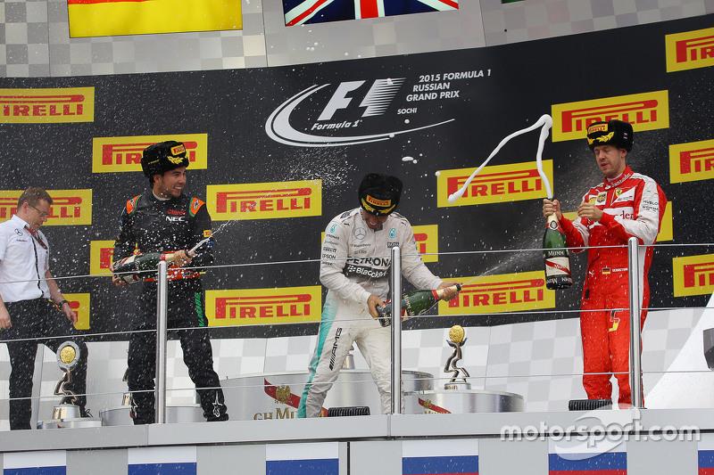 Хэмилтон выиграл девятую гонку в сезоне и 42-ю в карьере, а Феттель вышел на второе место в зачете. Теперь у Льюиса появилась возможность досрочно завоевать титул уже на следующем Гран При в Остине