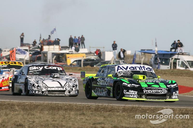 Мауро Галломбардо, Maquin Parts Racing Ford, Лаурено Кампанера, Donto Racing Chevrolet