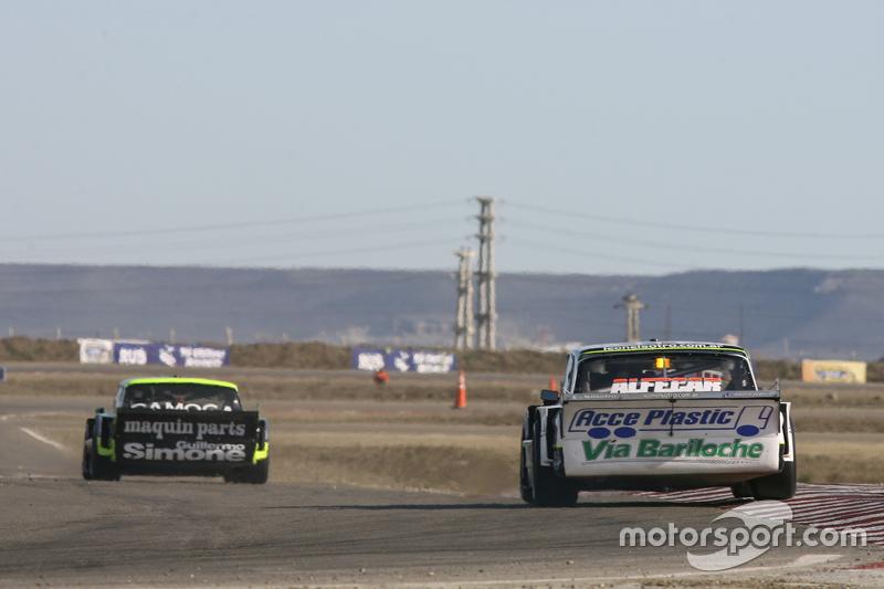 Leonel Sotro, Alifraco Sport Ford, Mauro Giallombardo, Maquin Parts Racing Ford