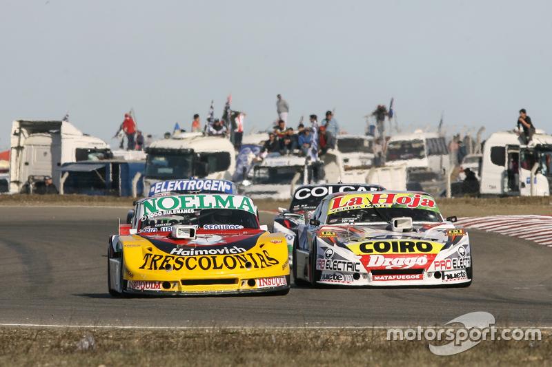 Prospero Bonelli, Bonelli Competicion Ford, Martin Serrano, Coiro Dole Racing Dodge