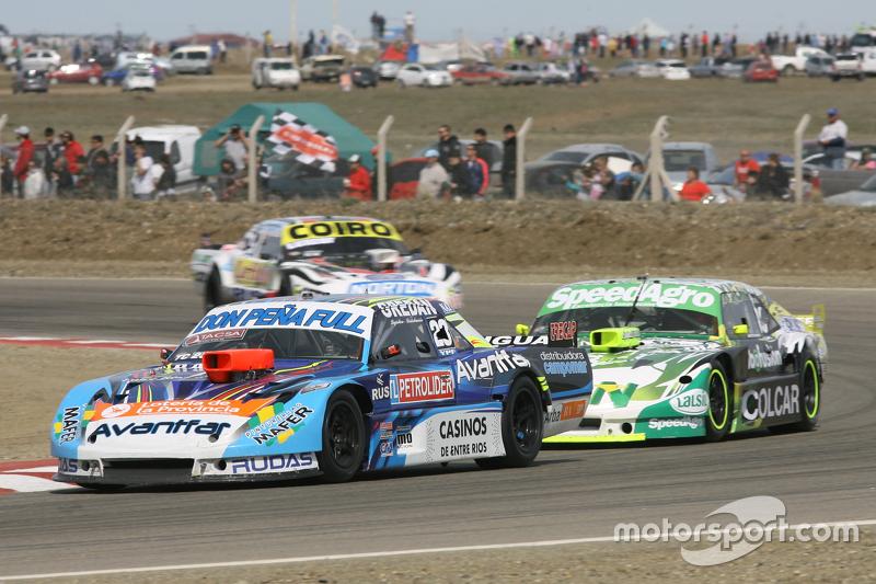 Мартін Понте, Nero53 Racing Dodge, Агустін Канапіно, Jet Racing Chevrolet, Мартін Серрано, Coiro Dole Racing Dodge