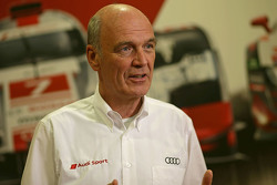 Д-р Вольфганг Уллріх, Head of Audi Sport