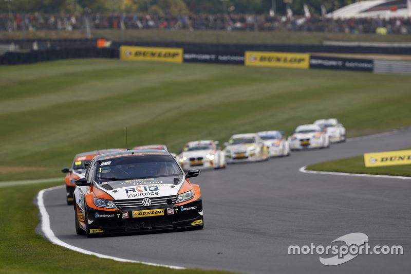 Колін Тіркінгтон, Team BMR Volkswagen CC
