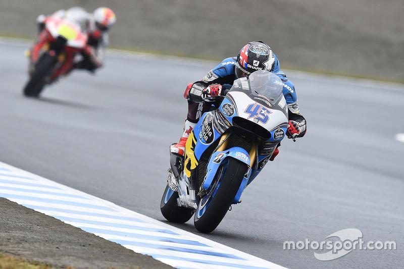 Scott Redding, Marc VDS Racing Team Honda