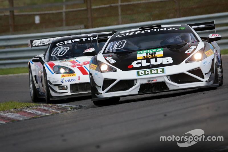 #88 Reiter Engineering Lamborghini Gallardo R-EX: Nick Catsburg, Альберт фон Турн унд Таксіс
