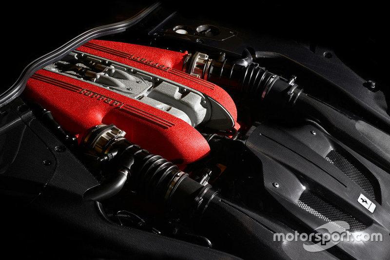 Ferrari F12 tfd