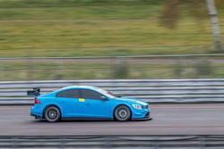 Тесты Volvo S60 Polestar TC1