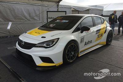 Представление Opel Astra OPC