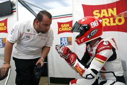 Manuel Pagliani, San Carlo Team Italia