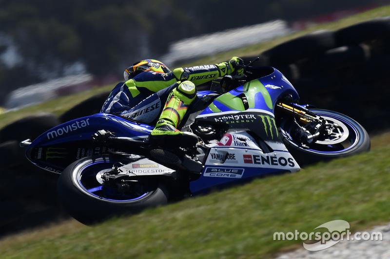 Валентіно Россі, Yamaha Factory Racing