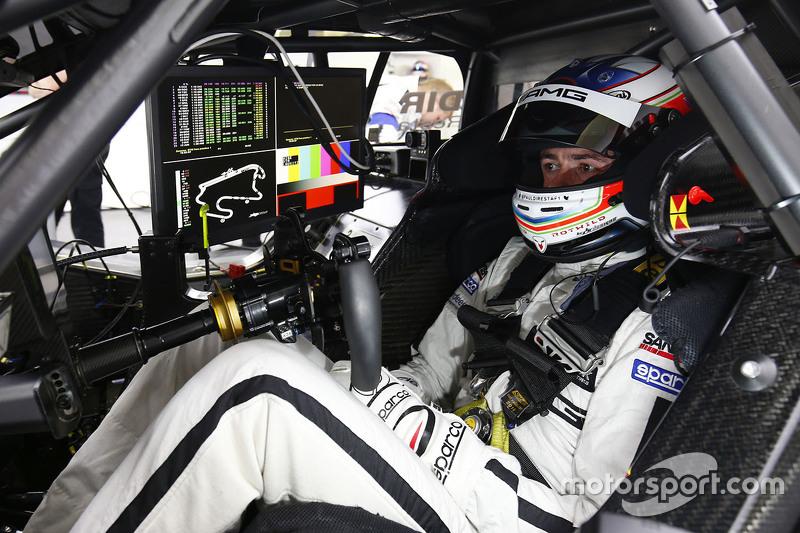 Пол ді Реста, HWA AG Mercedes AMG C-Coupé DTM