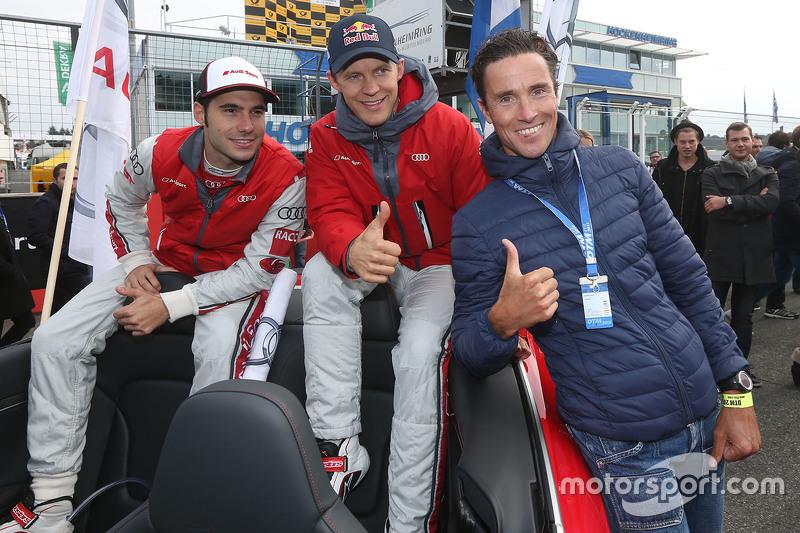 Мігель Моліна, Audi Sport Team Abt Audi RS 5 DTM, Маттіас Екстрем, Audi Sport Team Abt Sportsline, Audi A5 DTM, triathlete Andreas Raelert