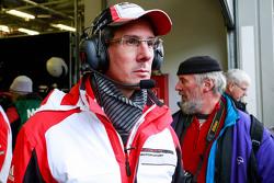 Dr. Frank-Steffen Walliser, jefe de Porsche Team