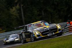 #2 Black Falcon Mercedes-Benz SLS AMG GT3: Hubert Haupt, Yelmer Buurman, Adam Christodoulou, Manuel Metzger