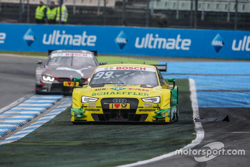 Mike Rockenfeller , Audi Sport Team Phoenix Audi RS 5 DTM