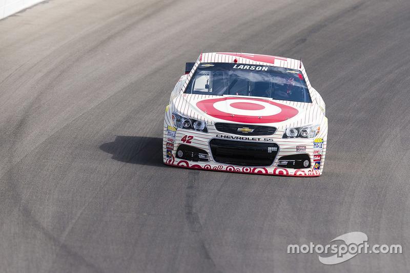 Startnummer 42: Kyle Larson (Ganassi-Chevrolet)